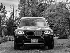 BMW X3 (TO416 Original) Tags: ca canada motoroilphotography ontario to416 transport travel tourism touristattraction tourist attractions tofouronesix to416original brampton bmw automobile suv x3 2016 2014