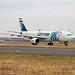 Frankfurt Airport: EgyptAir Airbus A330-343 A333 SU-GDT