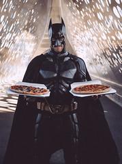 Let me introduce you Badman (David Olkarny Photography) Tags: badman davidolkarny david shooting pizza