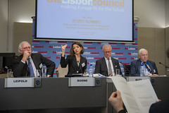 The 2018 Euro Summit (lisboncouncil) Tags: marco buti european commission ecfin alessandro leipold lisbon council laurence boone oecd niels thygessen fiscal board brussels eu europe euro