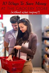 10 Ways To Save Mone (alaridesign) Tags: 10 ways to save money at the grocery store