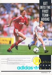 Liverpool vs Blackburn Rovers - 1991 - Page 33 (The Sky Strikers) Tags: liverpool blackburn rovers fa cup road to wembley the anfield review one pound
