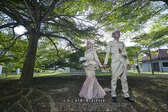 181221 - Nikah Sanding Khairull & Aisyah (amirhizbullah) Tags: malaysian wedding photography hiz photographer pakej fotografi murah batu 16 kurau perak malaysia nikah sanding nikon d7100