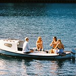 People enjoying the summer in Copenhagen harbor. Taken with Kodak Ektar 100 + Canon EOS 650 + Canon EF 135mm f2 thumbnail