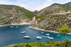 Porto Vromi Maries Zakynthos Greece