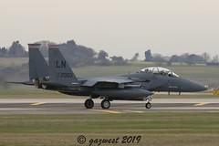48th FW 494th FS F-15E STRIKE EAGLE 01-2003 (Gaz West) Tags: 48th fw 494th fs f15e strike eagle 012003