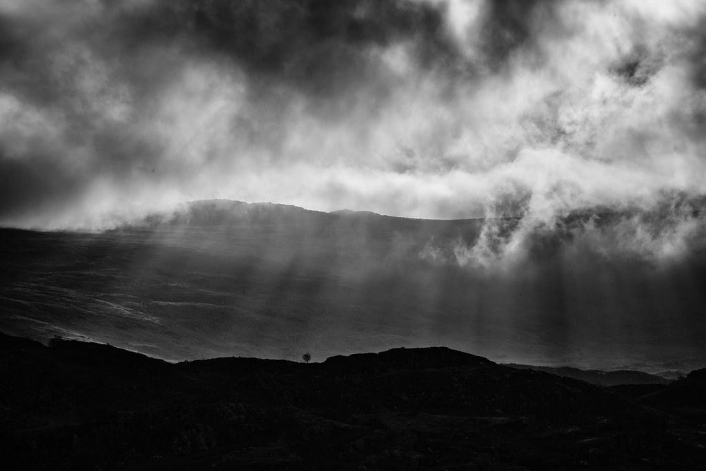 Light Over Creigiau'r Garth.