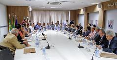 Posse administrativa de Marcelo Queiroz junto ao Conselho Deliberativo do Sebrae RN