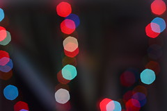 _DSC5847 (Aris_Totel) Tags: bokeh light lights blinke newyear christmas object thing items party
