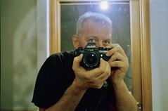 IO e la Nikon F3 (michele.palombi) Tags: nikon f3 analogic 35mm kodak portra800