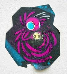 - (txmx 2) Tags: hamburg altona ottensen streetart cutout pasteup