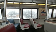 DC Metro   0923180453b   Traveling through the snow (Kaemattson) Tags: washington washingtondc dcmetro lightrail metro snow 2019 winter cityscape snowcoveredlandscape snowscape city