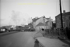 Granton 57559 1jul55  s457 (Ernies Railway Archive) Tags: grantonstation lner lms cr nbr scotrail