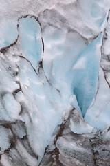 Blue Crevasse (peterkelly) Tags: digital canon 6d europe iceland gadventures bestoficeland skaftafellnationalpark falljökullglacier glacier glacial ice blue dirty
