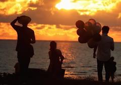 Everyone is heading to the beach (leewoods106) Tags: balloons people lady man ballon men sunset beautifulsunset warmsunset orange clouds cloudy cloud hair glow tanjungaru shangrilatanjungaru kotakinabalu sabah borneo malaysia malay east fareast southeastasia asia pacific pacificocean southchinasea water reflection sea