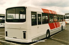Bus Eireann DA4 (93C2504). (Fred Dean Jnr) Tags: buseireann daf sb220 alexander setanta da4 93c2504 broadstonegaragedublin july1998 broadstone buseireannbroadstonedepot broadstonedepotdublin