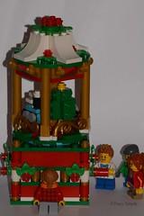 Carousel (361/365) (Tas1927) Tags: 365the2018edition 3652018 day361365 27dec18 lego minifigure minifig