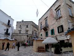 Polignano a Mare (Puglia-Italia). Plaza Vittorio Emanuele II (santi abella) Tags: polignanoamare apulia puglia italia