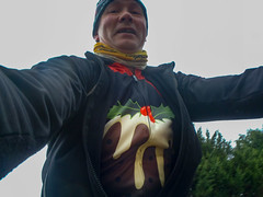 Pudding jersey (alasdair massie) Tags: bikecycle january bicycle ride cyclist me