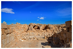 Avdat (busitskee) Tags: architecture city old archeology blocks sky israel