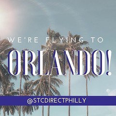 Catch us in Orlando! We are headed for our nationally held sales & leadership conference! We can't wait to see everyone, learn, and grow to be better versions of ourselves! 💯🎉 • • • • • #stcdirectphilly #philly #orlando #conference #leadership #d (stcdirect) Tags: stc direct philly working reviews careers small business entrepreneurship team