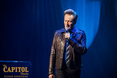 conan and friends 11.7.18 photos by chad anderson-7375 (capitoltheatre) Tags: thecapitoltheatre capitoltheatre thecap conan conanobrien conanfriends housephotographer portchester portchesterny comedy comedian funny laugh joke