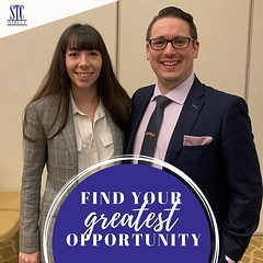 While at our kickoff conference of the year, we're learning the importance of finding our greatest opportunity. We're getting ready to plant our seeds and succeed! 👏 (stcdirect) Tags: stc direct philly working reviews careers small business entrepreneurship team