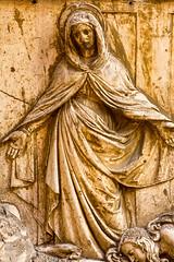 San Silvestro in Capite (ab629) Tags: romanesque baroque sansilvestroincapite rome mary