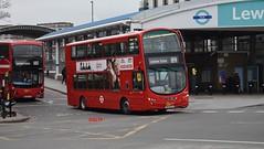 WVN47 Go-Ahead London (KLTP17) Tags: bl61acx wvn47 goahead london bx 89 lewisham bus b9 volvo wrightbus gemini
