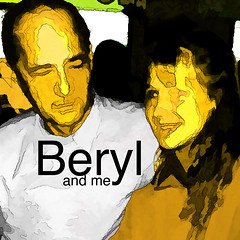 beryl and me (j.p.yef) Tags: peterfey jpyef yef digitalart portrait man woman abstract abstraktsquare photomanipulation beryl hongkong bestportraitsaoi