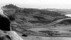 Enzo Ferrari (nuvoIari) Tags: forzamotorsport horizon4 fortuneisland blackandwhite bw enzo ferrari switchbacks