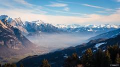 Misty Rhine Valley (medXtreme) Tags: alpen alps berg berge bewölkt bündnerrheintal cantonstgallen churrhinevalley churerrheintal clouds cloudy diesigkeit dunst falknis2565m flumserberg fläscherberg gebirge gebirgszug glegghorn2447m guschaspitz1102m haze haziness kantonstgallensg massiv mels mist mistiness mountain mountainrange mountains ostalpen overcast pizlinard3410m prodalp regitzerspitz1135m rheintal rätikon rätischealpen sargans sarganserland schleier schnee schwaden schweiz seeztal silvretta snow switzerland tal valley vilan2377m wolken schneebedeckt snowcovered snowy