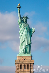 Statue of Liberty, New York City, USA (AnthonyGurr) Tags: newyork newyorkcity nyc thebigapple america usa unitedstates statue liberty anthonygurr manhattan city