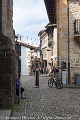 Comillas. City center.1 (Nino Olivieri) Tags: comillas luoghi spain cantabria spagna cityscape scena paesaggiourbano españa scene