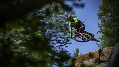 _HUN2745 (phunkt.com™) Tags: msa mont sainte anne dh downhill down hill 2018 world cup race phunkt phunktcom keith valentine