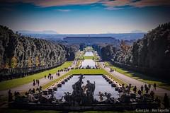 Giardini infiniti... (giobertaskin) Tags: canoneos60d canoneos canon garden giardini 3kmemezzo tourists turisti vialecarloterzo viale campania reggiadicaserta venereeadone fontana