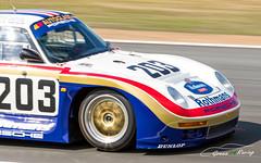 Porsche 961 (Ramon Kok) Tags: 961 autosport car cargeek carporn cars circuit circuitzandvoort classic classics demonstration dunes historicgrandprix holland motorsport porsche porsche961 racecar racetrack racing rothmansracing thenetherlands zandvoort