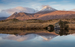 Mountain Reflection.jpg (Attapp) Tags: reflection rannochmoor scotland