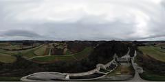 Novigrad na Dobri (mdunisk) Tags: equirectangular novigradnadobri starigrad dobra panorama panorama360 360º