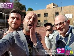 Foto in Pegno n° 3027 (Luca Abete ONEphotoONEday) Tags: 3027 15 marzo 2019 campobasso tour staff noncifermanesusno faces volti