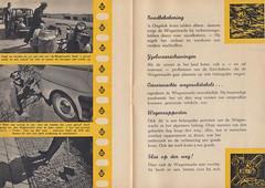 Wegenwacht-lid_oktober_1946 6 (Wouter Duijndam) Tags: oktober october 1946 anwb wegenwacht folder promotie kleuren jaren veertig 40 46 harleydavidson wla wlc hollandia zijspan beginjaren mooie