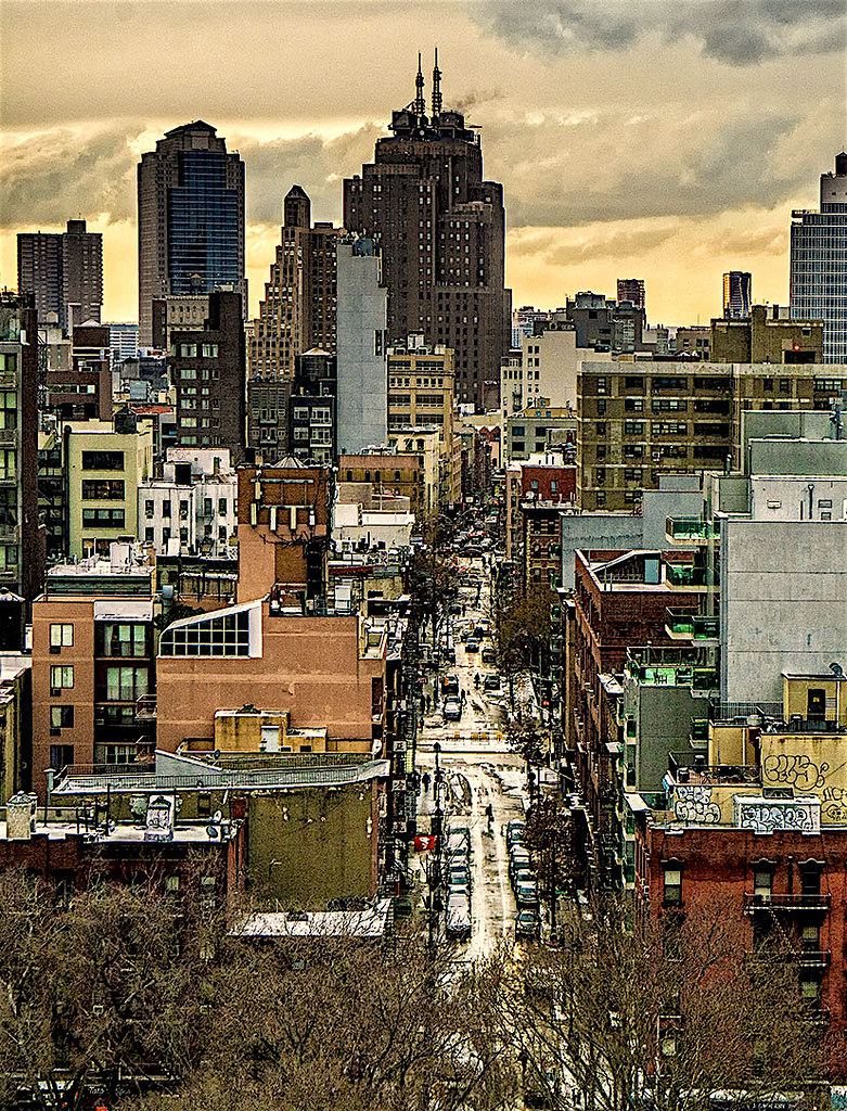 6be56c1552 Winter Skyline Looking West on Hester Street NYC  (nrhodesphotos(the eye of the moment)) Tags