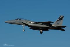 USAF, McDonnell Douglas F-15C Eagle (86-0144), 194th FS/144th FW (mattmckie98) Tags: aircraft aviation airforce usaf us military lakenheath jet fighter nikon f15