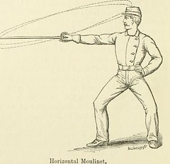This image is taken from Page 30 of A new system of sword exercise for infantry [electronic resource] (Medical Heritage Library, Inc.) Tags: gymnastics exercise martial arts military personnel wellcomelibrary ukmhl medicalheritagelibrary europeanlibraries date1876 idb20419569