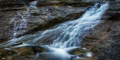 Corriente de agua (candi...) Tags: corriente agua riera torrente sauvanegra naturaleza nature sonya77 airelibre