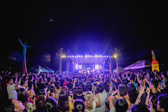 Crowd watching the Ben & Ben band performing at Day Dream Festival, Bacolod City (wuestenigel) Tags: instrument daydreamfestival goodvibes piano localband goodmusic philippines bacolod guitar lights bass drums chill masskarafestival musicfestival lowlightphotography eventphotography mic lighting music stage singers
