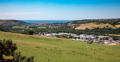 Afon Rheidol River Valley, West Wales. UK (2.8 mil views - Thank you all.) Tags: aberystwyth wales unitedkingdom gb uk staneastwood stanleyeastwood valley landscape sea sky