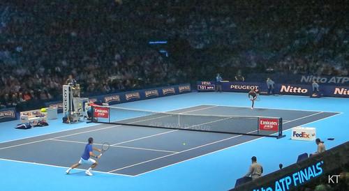 Kevin Anderson - Roger Federer v Kevin Anderson