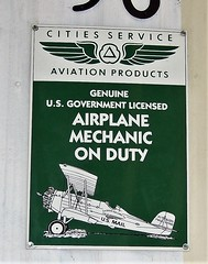 Genuine U.S. Government Licensed Airplane Mechanic On Duty (athena60_98) Tags: citesserviceaviationproductseasternairlinesincmailservicepitcairngenuineusgovernmentlicensedairplanemechanicondutyopen247justparkyourairplanedrivewayworklolcarriagehillestatesyakimawashingtonsignlol cites service aviation products eastern air lines inc mail pitcairn genuine us government licensed airplane mechanic on duty open 247 just park your driveway work lol carriage hill estates yakima washington sign