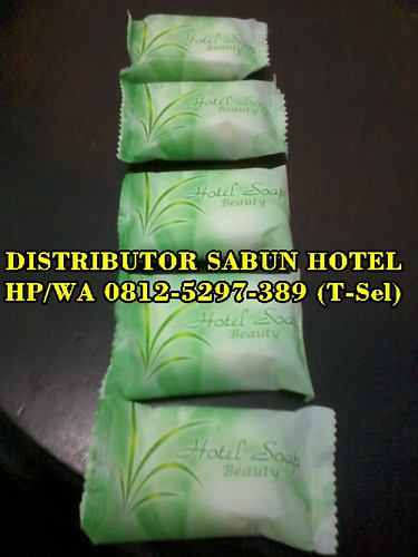 HARGA TERMURAH!!! HP/WA 0812-5297-389, Distributor Sabun Hotel Termurah Bali